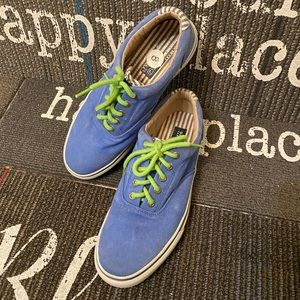 Sperry Top-sider summer sneakers M 8